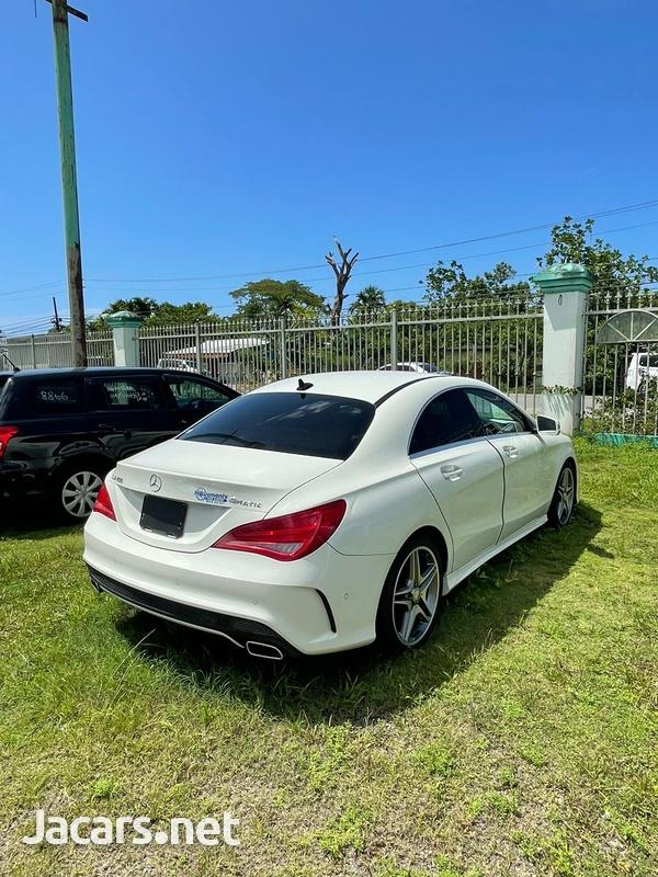 Mercedes-Benz CLA-Class 2,0L 2017-4