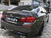 BMW 5-Series 2,5L 2012