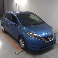 Nissan Note 1,1L 2017