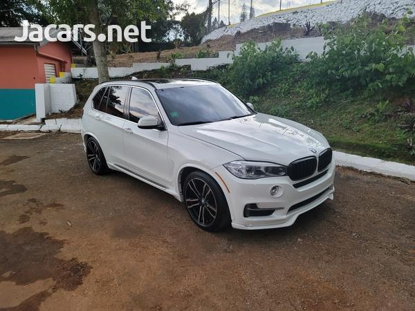 BMW X5 3,5L 2015-4