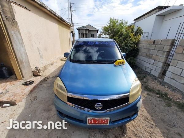 Nissan LaFesta 1,9L 2008-4