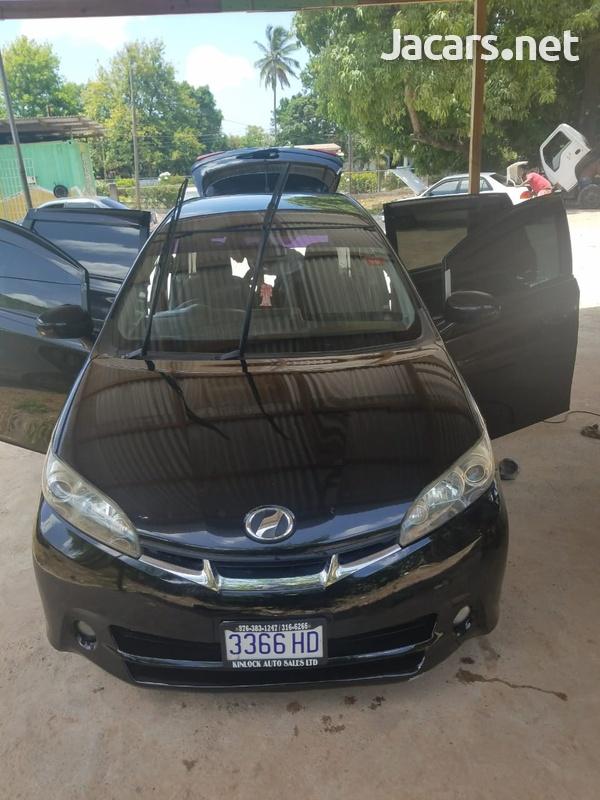 Toyota Wish 1,8L 2010-6