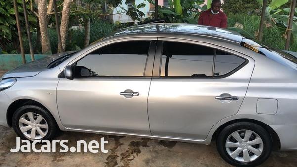 Nissan Latio 1,4L 2016-1