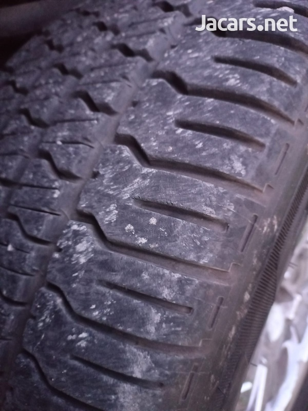 20 inch Rims & Tyres 285/50R20-3