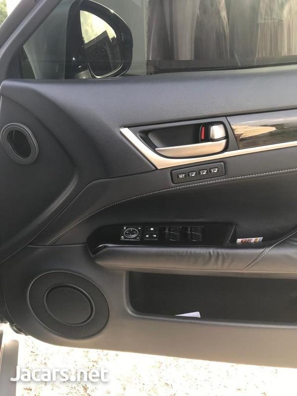 Lexus GS 2,0L 2013-14