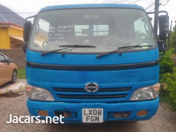 2008 Hino Truck-1