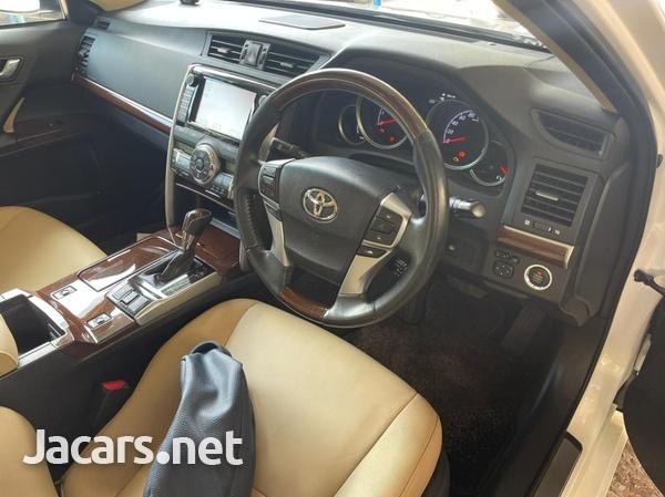 Toyota Mark X 3,5L 2016-7