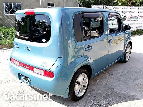Nissan Cube 1,5L 2012-3