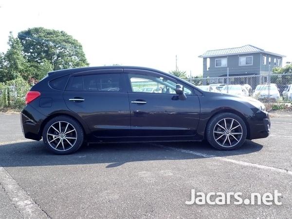 Subaru Impreza 2,5L 2012-6