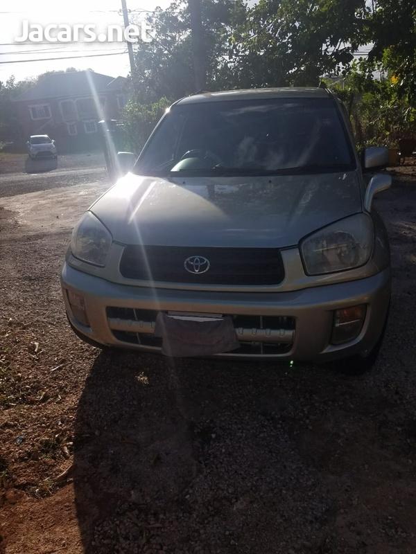 Toyota RAV4 1,5L 2001-7