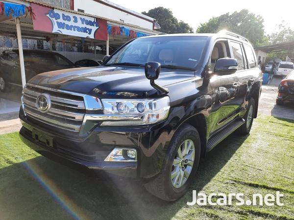 Toyota Land Cruiser 2,5L 2016-3