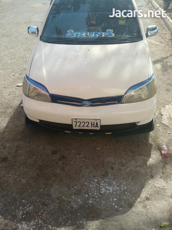 Toyota Yaris 1,0L 2002-2
