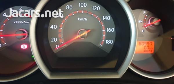 Nissan Tiida 1,5L 2012-13