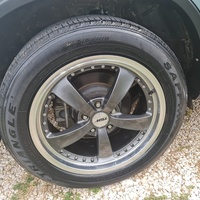 Used 18 Rims and Tyres