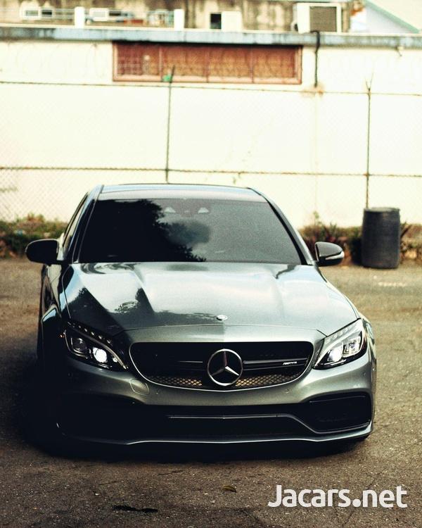 Mercedes-Benz C-Class 3,5L 2016-2