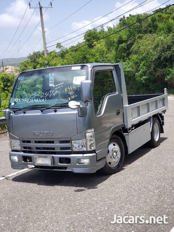 2008 Isuzu Elf Dump Truck-7