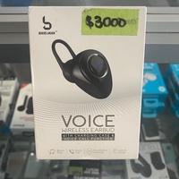 Bluetooth earpieces