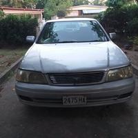 Nissan Bluebird 1,6L 2000