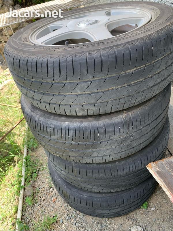 Stock rims and tires 8 lug-4