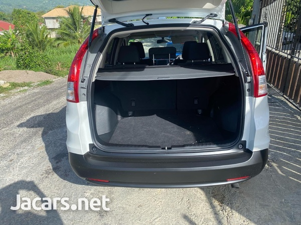 Honda CR-V 2,4L 2012-8