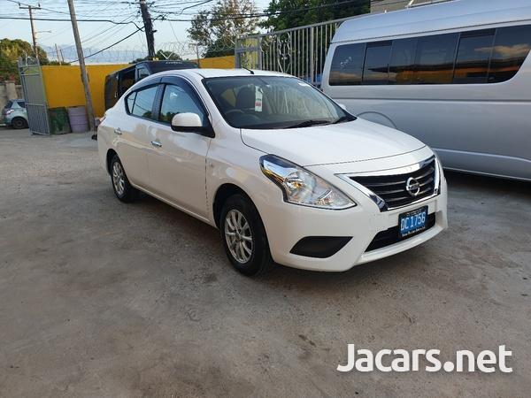 Nissan Latio 1,6L 2016-1