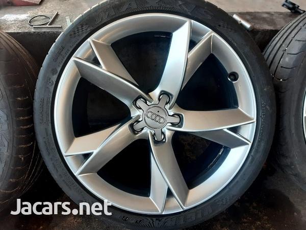 Audi 19 inch Rims-2