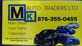 MK Auto Traders Ltd.