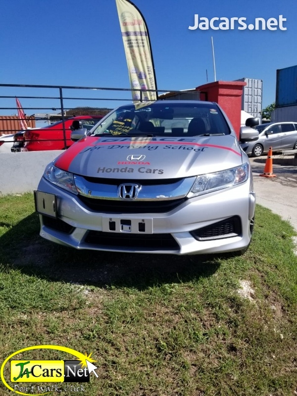 Honda City 1,6L 2016-7