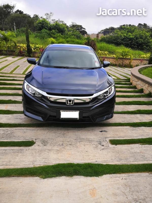 Honda Civic 1,6L 2018-1