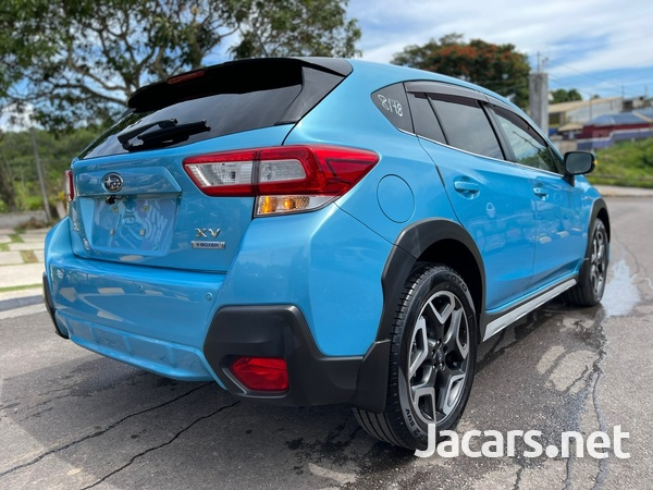 Subaru XV 2,0L 2019-6