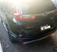lady driven 2018 CRV -low mileage, running board and sun roof
