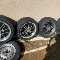 16 rims with tires