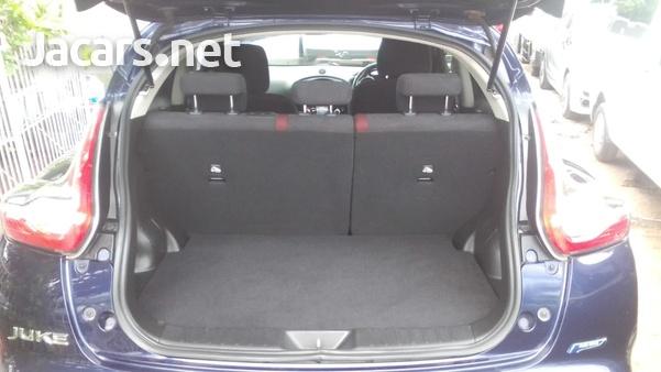 Nissan Juke 1,5L 2015-5