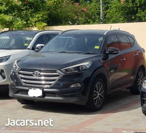 Hyundai Tucson 2,0L 2016-1