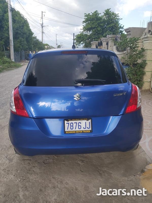 Suzuki Swift 1,2L 2013-4