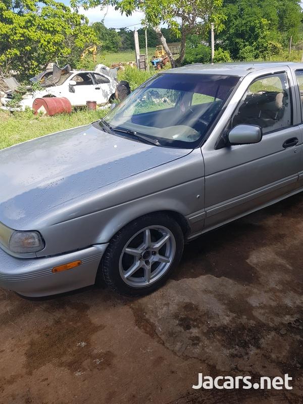 Nissan Sentra 1,7L 1995-3