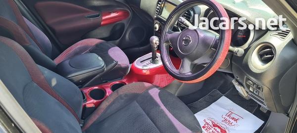 Nissan Juke 1,6L 2013-7