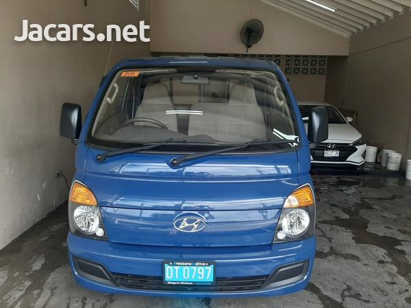Hyundai H100 Drop-side Body Truck-1