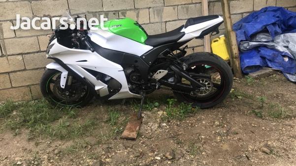 2015 Kawasaki Zx10r Bike-2