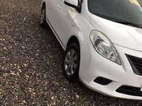 Nissan Latio 1,1L 2013
