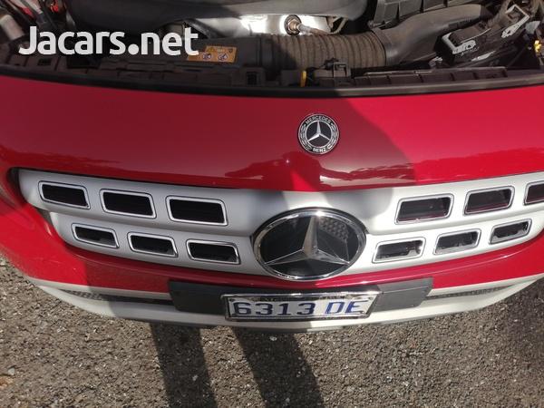 Mercedes-Benz GLA-Class 2,0L 2018-7