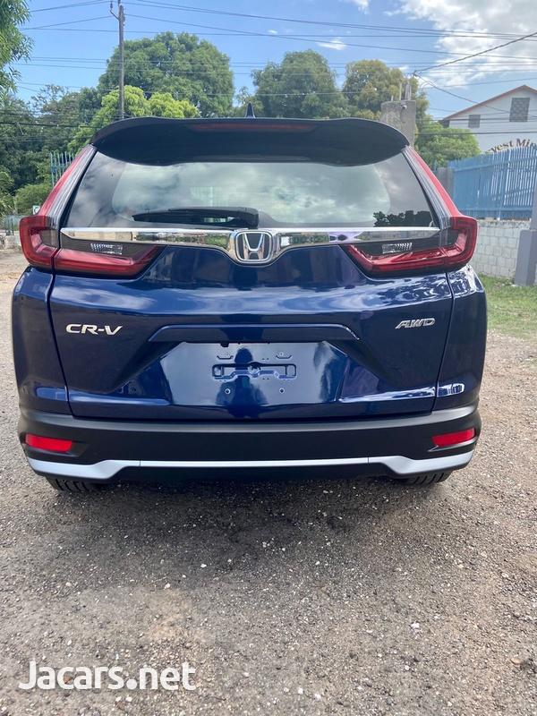 Honda CR-V 1,5L 2020-4