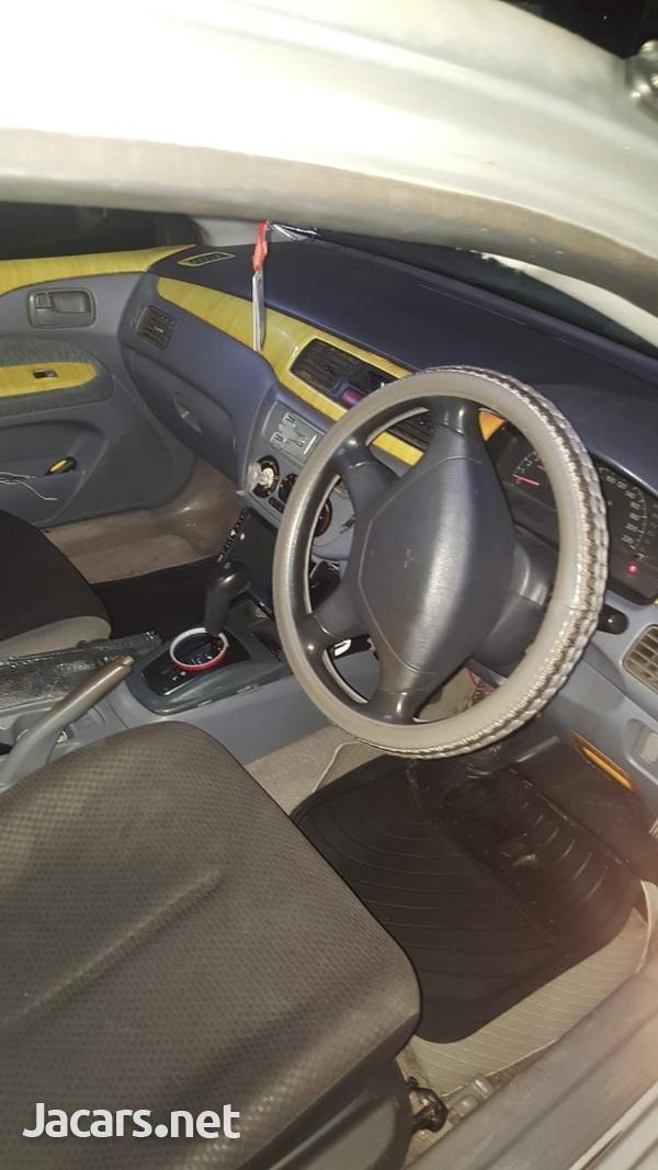 Mitsubishi Lancer Evolution 1,5L 2001-6
