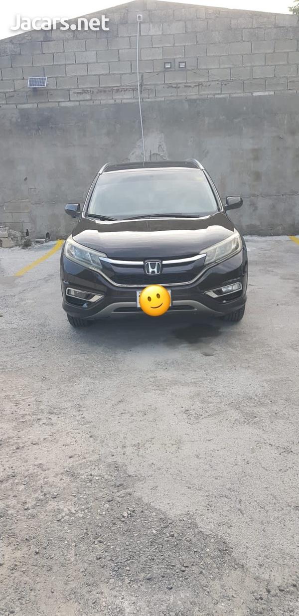 Honda CR-V 2,4L 2015-1