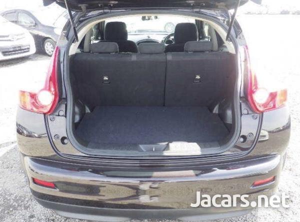 Nissan Juke 1,5L 2014-6
