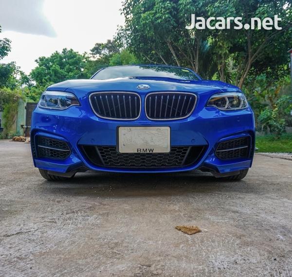 BMW M2 3,0L 2019-12