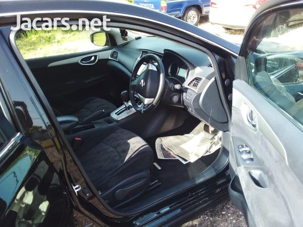 Nissan Sylphy 2,0L 2016-6