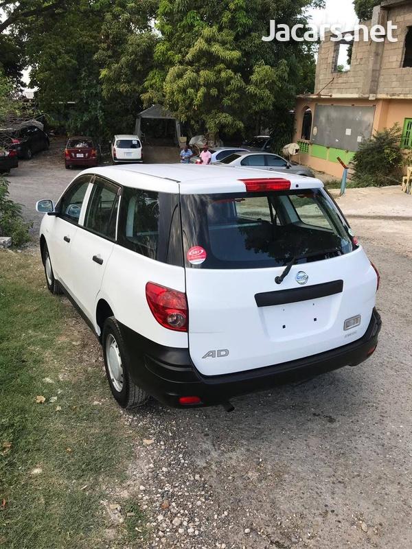 Nissan AD Wagon 1,6L 2014-6