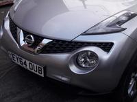 Nissan Juke 1,5L 2014