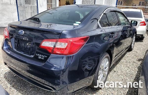 Subaru Legacy 2,4L 2015-4